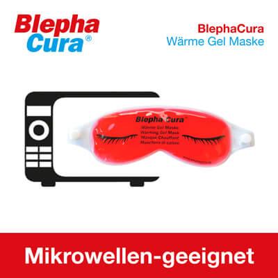 Wärme Gel Maske - Mikrowellen-geeignet