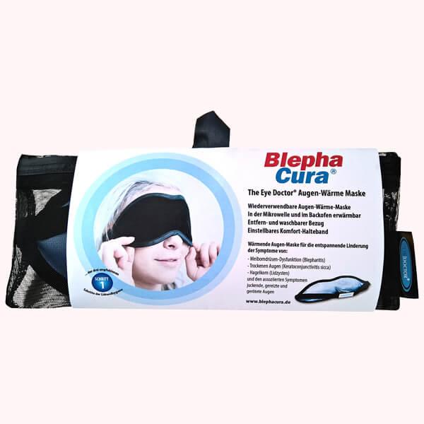 Hochwertige, wiederverwendbare Augen-Wärme-Maske