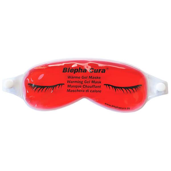 Wärme Gel Maske zum einfachen Erwärmen oder Kühlen der Augenlider